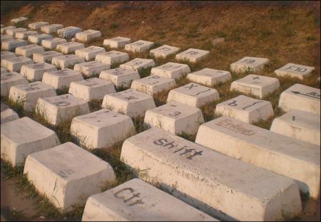 Памятник «клаве» - бетонный бренд Екатеринбурга — фото 12