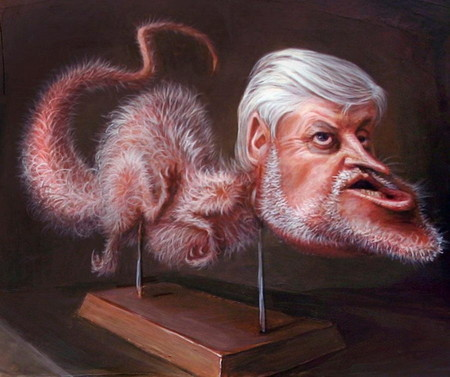 Денис Лопатин – «опасный» художник — фото 29