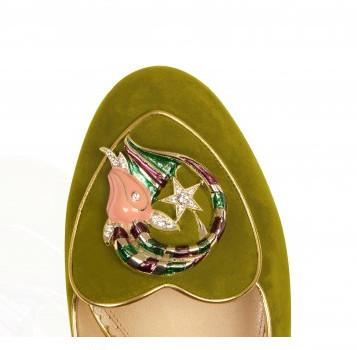 Астрологические туфли от Charlotte Olympia — фото 11