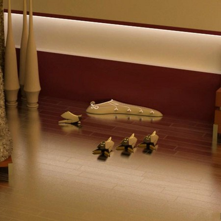 Пылесос с «потомством» - Puppy Robotic Vacuum Cleaner — фото 7