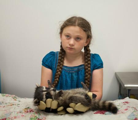 Фотопроект Amelia's world – животные в мире одной девочки — фото 27