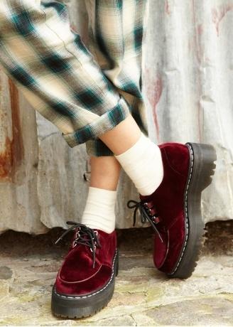 Флатформы, они же криперы, они же криперсы – еще один популярный обувной тренд — фото 4