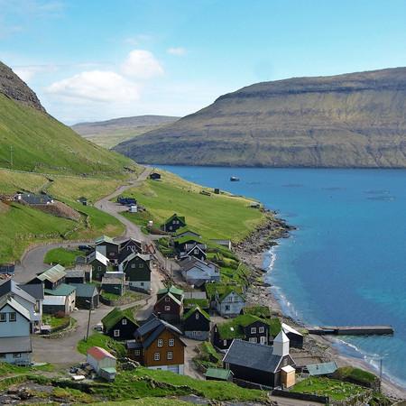 Фарерские острова – зеленые, старомодные и загадочные — фото 4