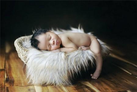 Спящие крохи – модели фотографа Трейси Рейвер (Tracy Raver) — фото 19