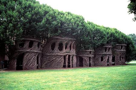Патрик Догерти – скульптор, который вьет гнезда — фото 10