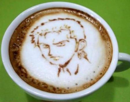 Герои аниме на кофейкой пенке – еще немного о латте-арт — фото 4