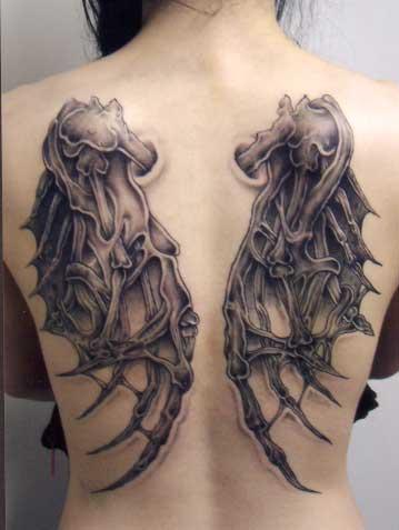Татуировки в формате 3D – искусство или …? — фото 34