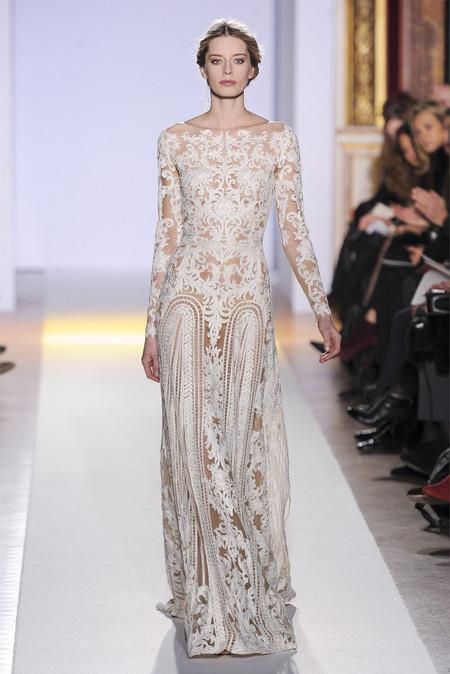 Весенняя коллекция 2013 роскошных платьев Zuhair Murad — фото 10