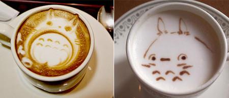 Герои аниме на кофейкой пенке – еще немного о латте-арт — фото 6