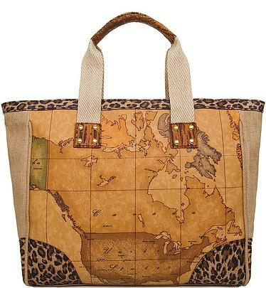 Географические сумки Альвиеро Мартини (Aliviero Martini) — фото 5