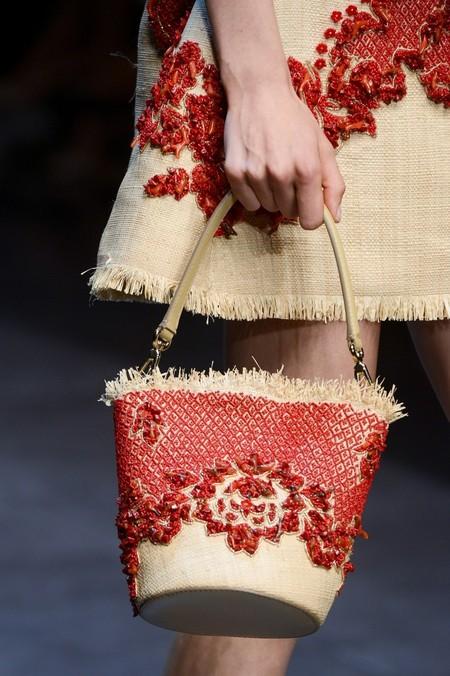 Сицилия от Dolce & Gabbana - женская коллекция весна-лето 2013 — фото 47