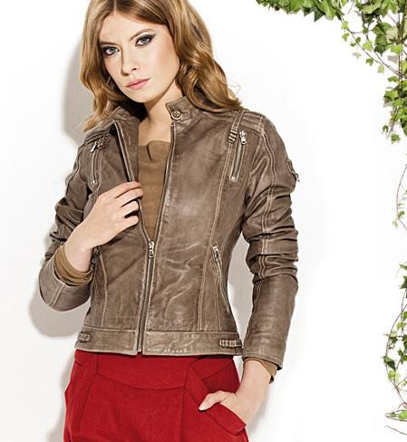 Ochnik – польский «кожаный» бренд. Женская коллекция 2012 — фото 8