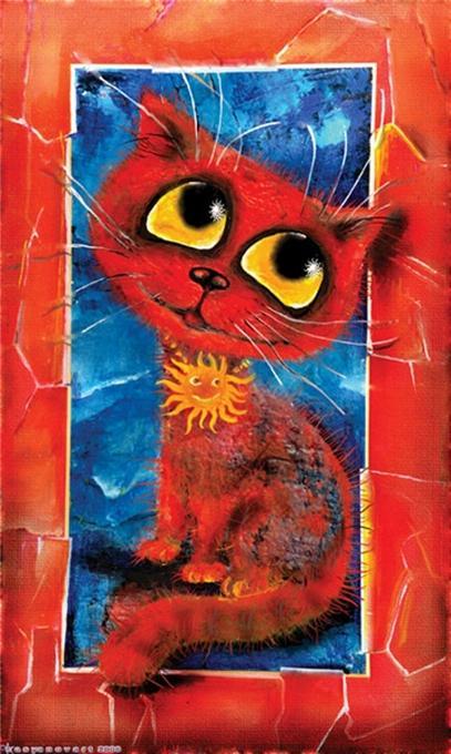 Коты и кошки Бориса Касьянова — фото 37