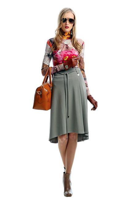 Весенняя коллекция 2013 от M.Reason – модные фантазии российских модельеров — фото 30