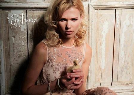 Платья Евы Франко – роскошная нежность и летняя свежесть — фото 39