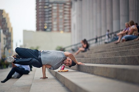 Арт-проект «Танцоры среди нас» Джордана Мэттера (Jordan Matter) — фото 35