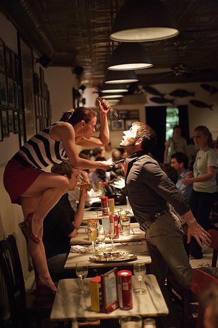 Арт-проект «Танцоры среди нас» Джордана Мэттера (Jordan Matter) — фото 44