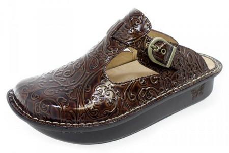Обувь из Калифорнии – сабо ALEGRIA — фото 16