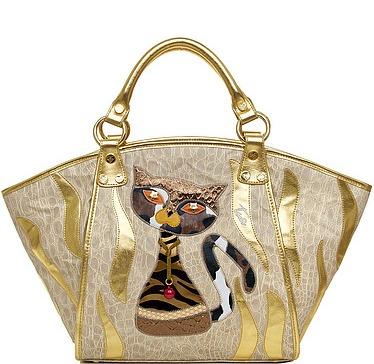 Любительницам кошек посвящается - сумки Braccialini 2011. — фото 2