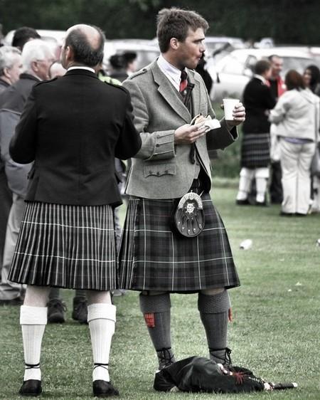 Килты носят не только шотландцы