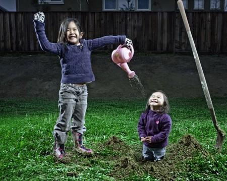 Если фотограф веселый, дети его не скучают! Фотографии Джейсона Ли — фото 35