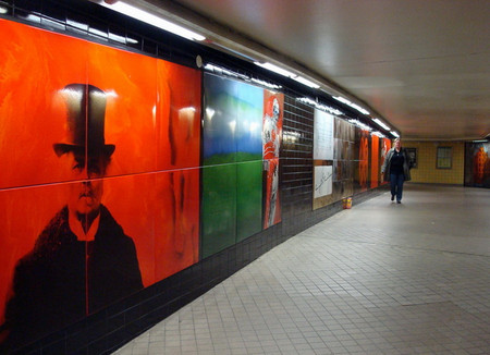 Метро, ради которого стоит приехать в Стокгольм! — фото 13