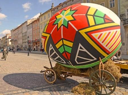 Фестиваль писанок во Львове – традиции по-новому — фото 28