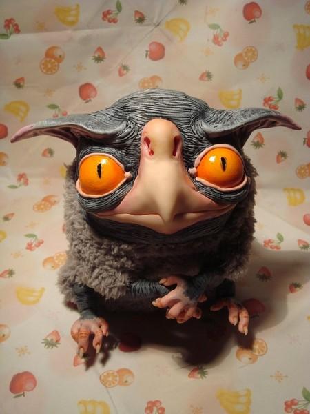 Милые монстры – игрушки Марии Santani — фото 43