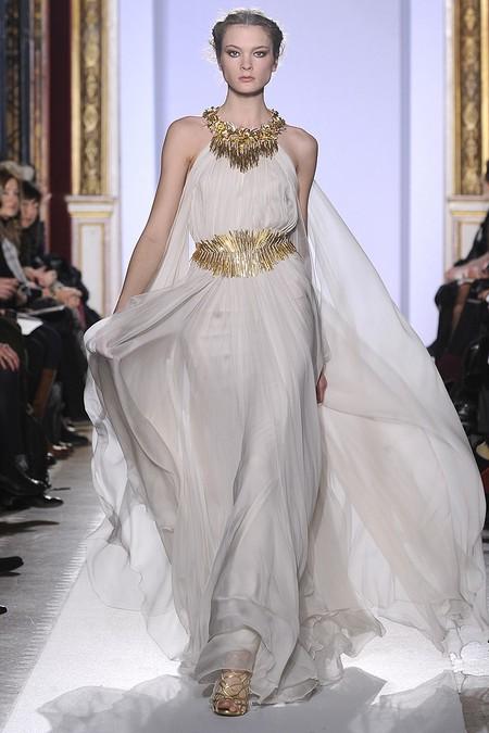 Весенняя коллекция 2013 роскошных платьев Zuhair Murad — фото 36