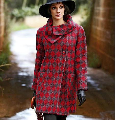 Пальто от Manuela Conti – для уютной и красивой осени — фото 3