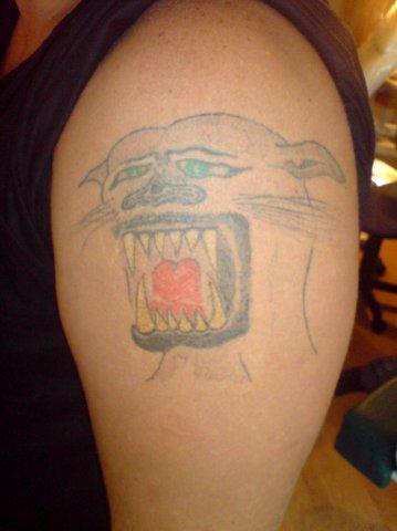 Татуировки в формате 3D – искусство или …? — фото 40