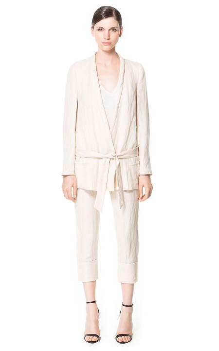Весна 2013 – что новенького в Zara? — фото 21