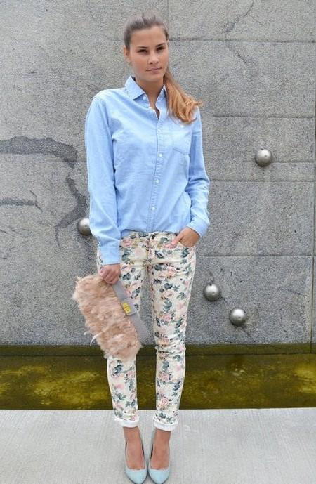 Ода джинсовой рубашке – сочиняем образы — фото 41