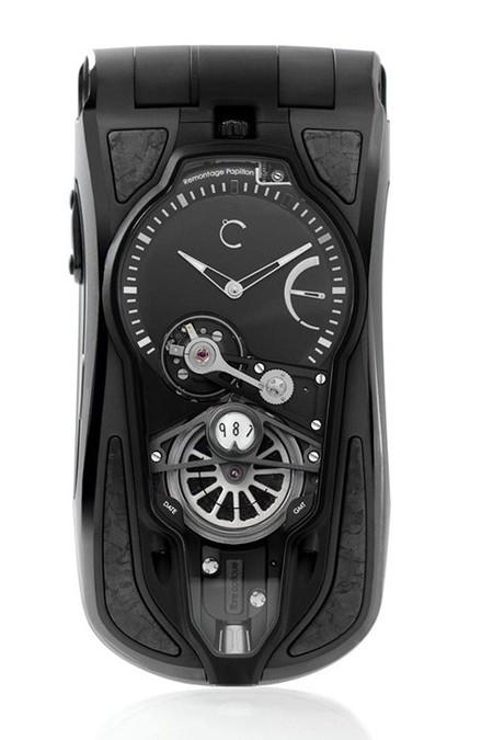Механические часы в мобильном телефоне. Новый OptiC GMT — фото 9