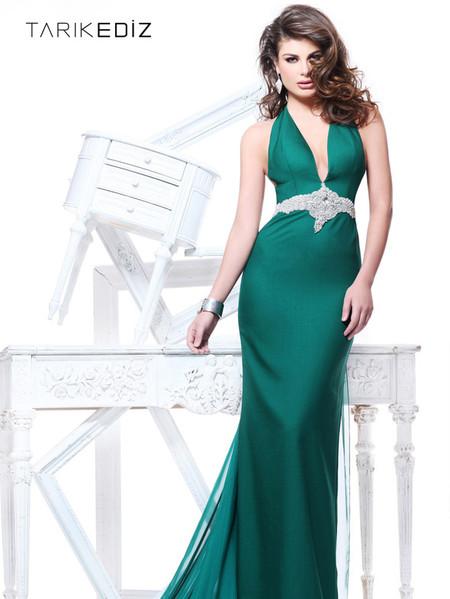 Весна-лето 2013 от Tarık Ediz – красивые вечерние платья из Турции — фото 25