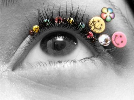 Почему бы не украсить ресницы?)) Идеи Natalie Russo — фото 11