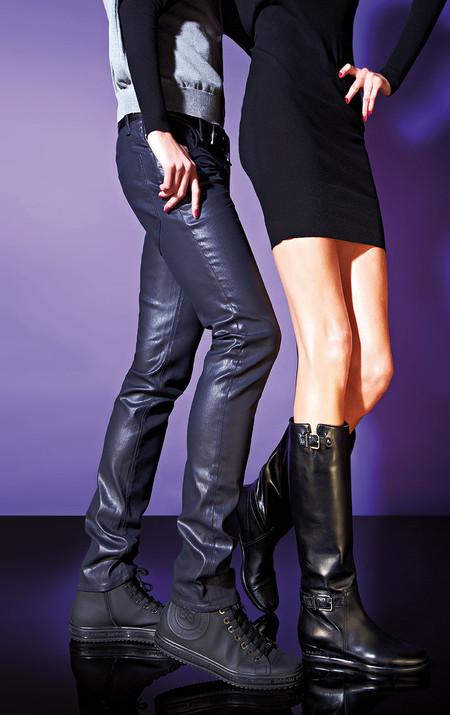 Женская коллекция обуви Baldinini сезона осень-зима 2012-2013 — фото 10