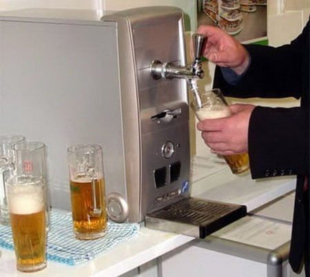 PC Beer Dispenser