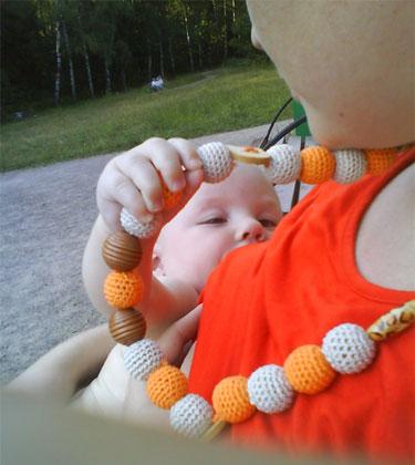 Слингобусы в действии )))