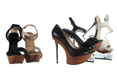 Paolo Conte – творчество русских дизайнеров. Обувь сезона 2012 — фото 3