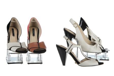 Paolo Conte – творчество русских дизайнеров. Обувь сезона 2012 — фото 8