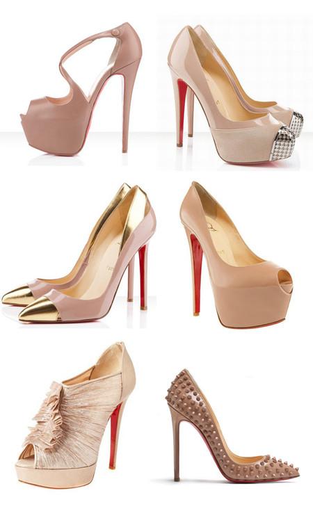 Туфли цвета «нюд» - новая классика! С чем носить, как комбинировать — фото 92