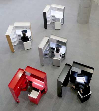 Мебель Kenchikukagu – в духе японского минимализма — фото 9