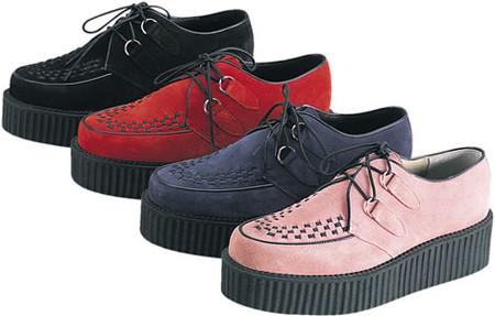 Флатформы, они же криперы, они же криперсы – еще один популярный обувной тренд — фото 34