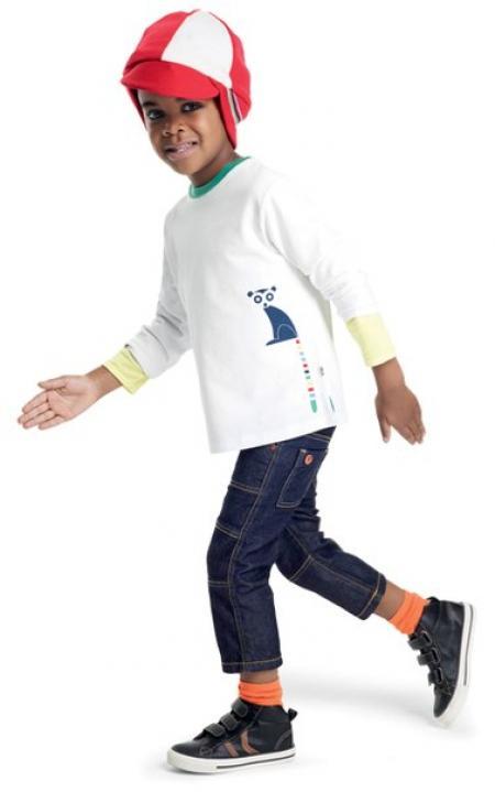 Лучше, чем у взрослых – детская мода от Okaidi — фото 19