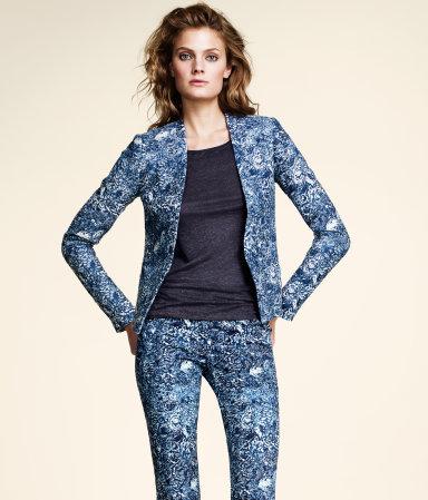 Свежий стайлбук от H&M – милая весенняя коллекция 2013 — фото 12