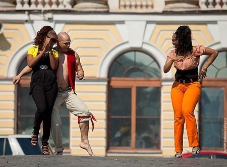 Танцующий Петербург – фотопроект Виталия Соколовского — фото 3