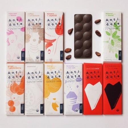 В аптечке обязательно должен быть … шоколад! Antidote – лекарство от хандры — фото 12
