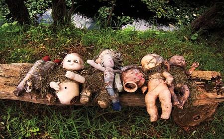 Остров кукол в Мексике – место не для детей — фото 8