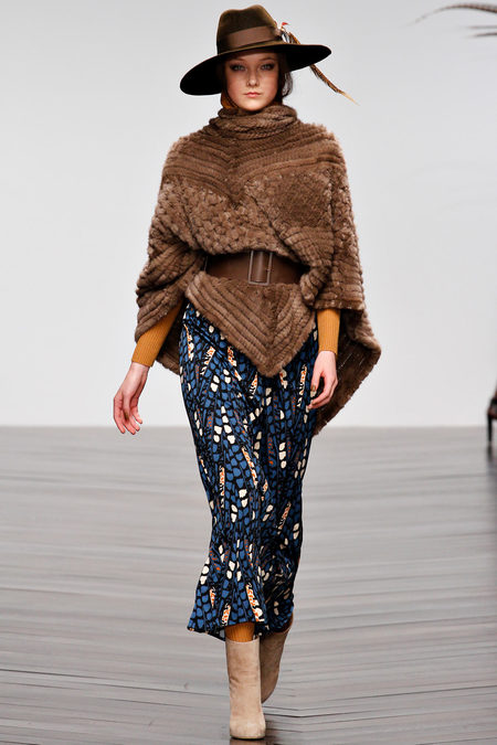 Issa осень-зима 2013-2014 – коллекция от личного стилиста герцогини — фото 12